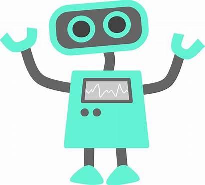 Robot Clipart Clipground Microsoft