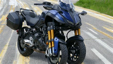 Review Yamaha Niken by Review 2019 Yamaha Niken Gt Wheels Ca