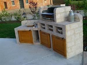 plan de travail pour barbecue exterieur latest ce With plan de travail pour barbecue exterieur