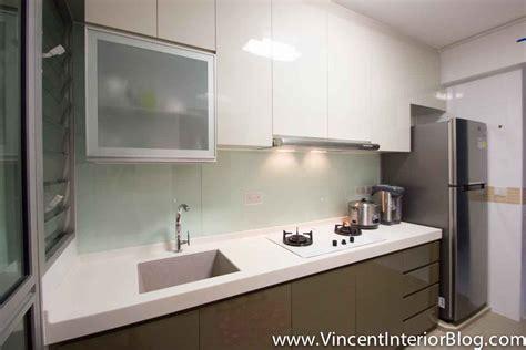 3 room hdb kitchen renovation design bto 3 room hdb renovation by interior designer ben ng 8981