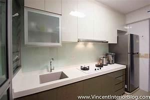 bto 3 room hdb renovation by interior designer ben ng With 3 room flat kitchen design singapore