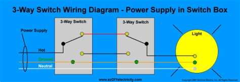 Multiway Switching With Spst Switches Electrical