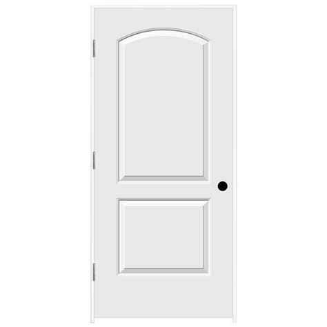 home depot jeld wen interior doors jeld wen 36 in x 80 in continental primed right