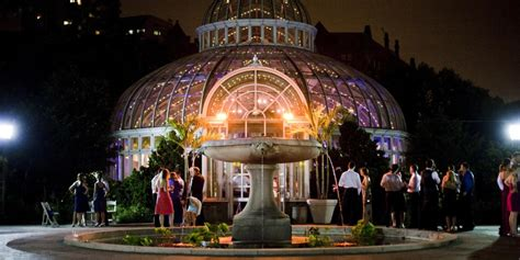 palm house at botanic gardens weddings get
