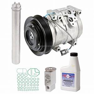 Oem Ac Compressor W   A  C Repair Kit For Honda Accord 2003 2004 2005 2006 2007