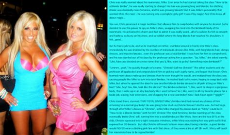 bimbo tg caption starz tg stories captions re education 101 how to lost and found tg
