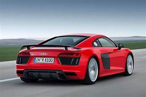 Why The Audi R8 Doesn U0026 39 T Offer A Manual Transmission Or A V