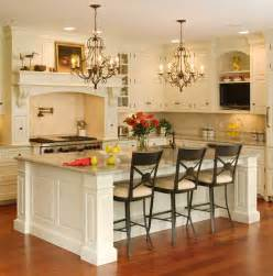 island kitchen layouts kitchen island designs with seating images