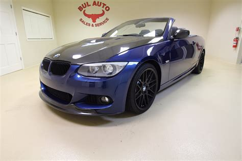 2012 Bmw 3-series 335is Convertible Stock # 16351 For Sale