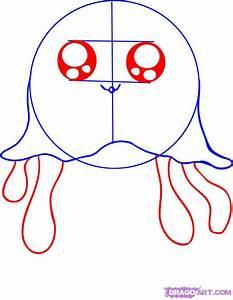 How To Draw Cute Cartoon Animals With Big Eyes | www ...