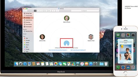 airdrop mac to iphone what is airdrop and how to files using it
