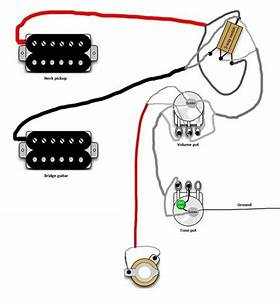 Gibson Les Paul Guitar Wiring Diagram