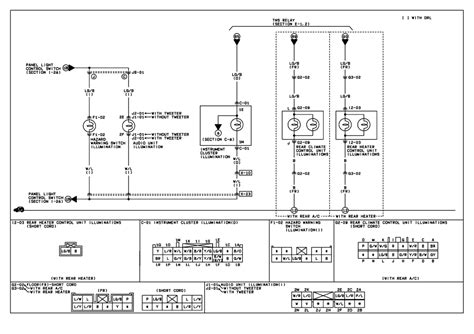 Repair Guides Panel Light Control System