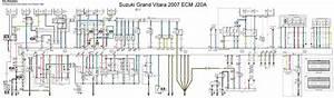 Suzuki Grand Nomade Digrama Electrico De Suzuki Grand Nomade