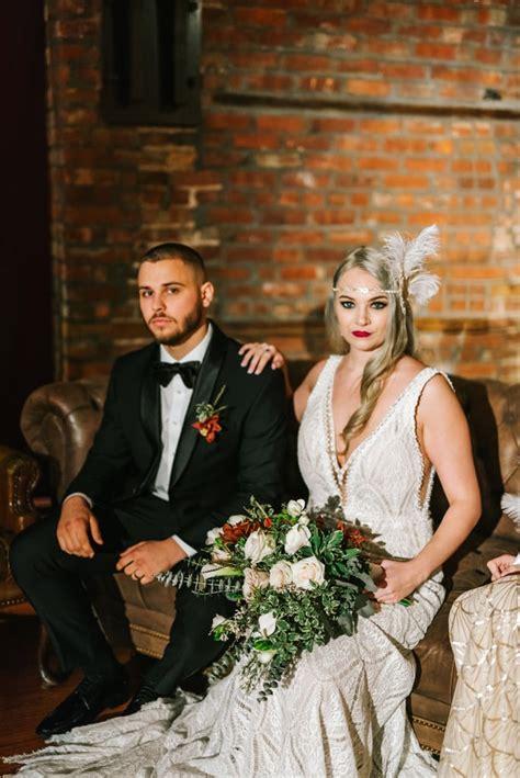 Great Gatsby Themed Wedding POPSUGAR Love &Photo 89