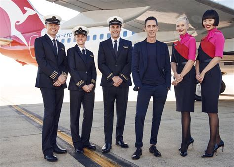 first woman to form australian women s pilot association women pilots at qantas no longer have to wear uniforms