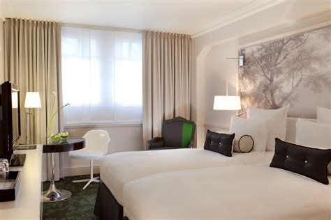 chambre hotel de luxe deco chambre hotel luxe visuel 6