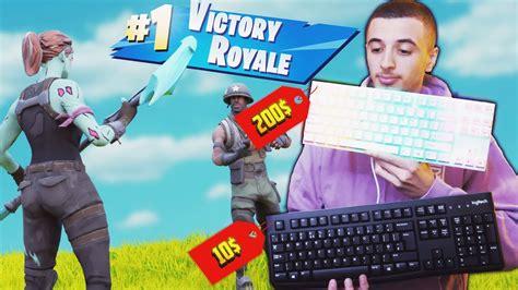 swapped   keyboard    keyboard  fortnite