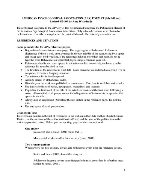 Apa 6th Edition Template Best Photos Of Outline Template Apa 6th Ed Apa Outline