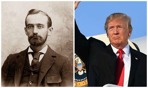 grandfather trump donald trumps sbs illegal immigrant