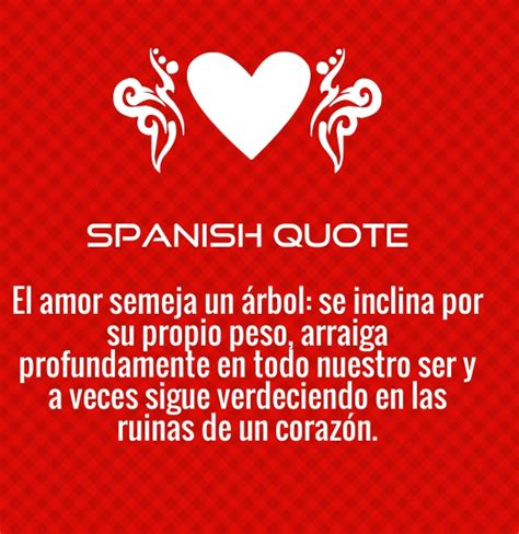 spanish love quotes  poems    huglove
