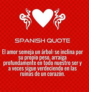 Spanish Love Quotes and Poems for Him / Her - Hug2Love