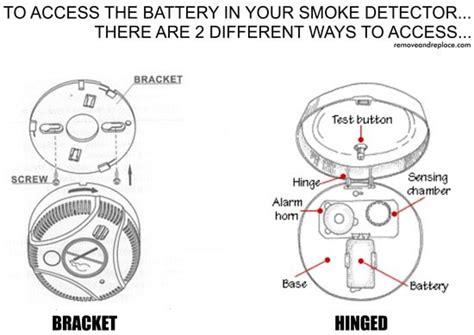 How Fix Smoke Detector Removeandreplace
