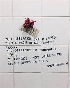 Aesthetic Words Tumblr