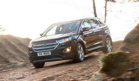 New Ford Edge Suv Costs From £29,995 In The Uk