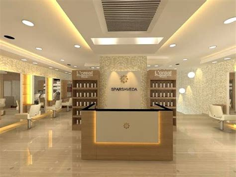 beauty salon spa interior design sparshveda