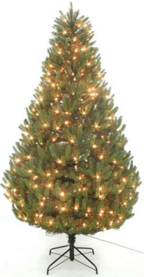 walmart canada clearance offers save 25 on holiday time pre lit 7 madison spruce artificial