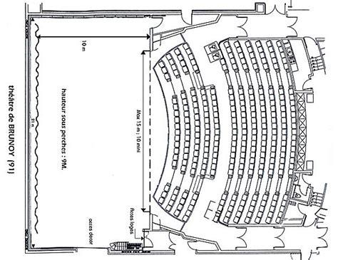 bureau vall馥 caen theatre de plan de la salle 28 images acc 232 s refus