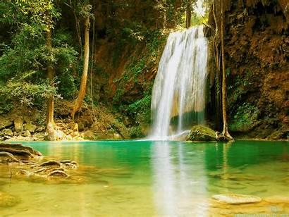 Waterfalls Wallpapers Nature Pc Desktop Waterfall Windows