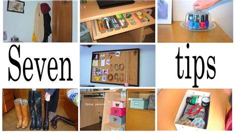 easy room decor   organize  room   tips youtube