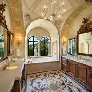 Mediterranean Homes Interior Design Italian Palazzo In Montecito By Sfa Design Dk Decor