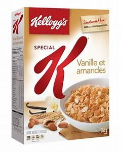 Kellogg's Special K Vanilla Almond Cereal, 355g | Walmart.ca