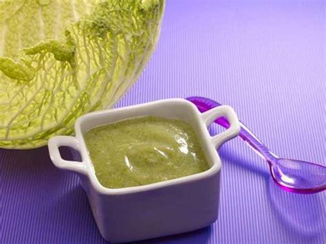 cuisine chou vert recettes de chou de la cuisine de bébé