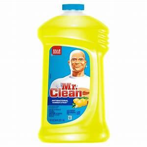 Mr Clean 40 oz Multi-Purpose Antibacterial Cleaner