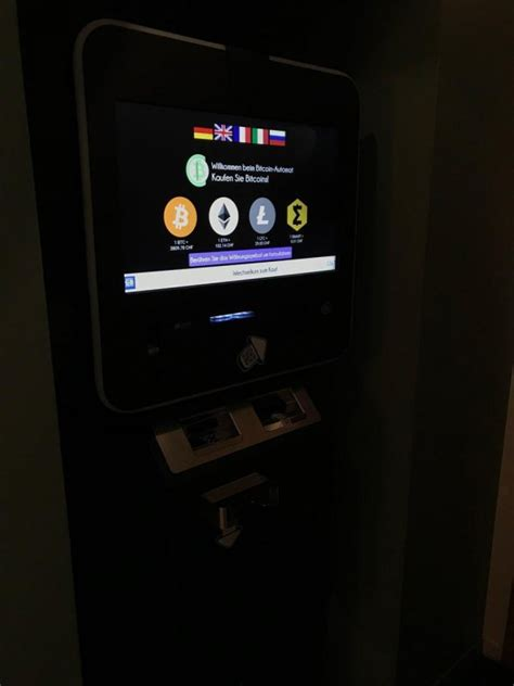 New cryptocurrencies are emerging almost daily, and many interested parties are wondering whether central banks should issue their own versions. Bitcoin ATM in Basel - Balthazar Bar Basel