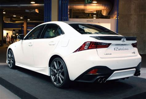 2019 Lexus Is 250 Redesign  New Car Price Update And