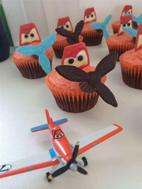 dusty crophopper cupcake disney planes crafts