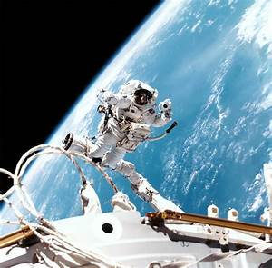 Iss Space Walk Photograph by Nasa
