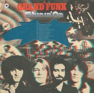 swae lee vinyl grand funk shinin on 1974 capitol records swae 11278