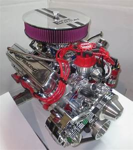302    375 Hp Atomic Efi Fuel Injection