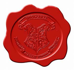 harry potter letter seal wwwimgkidcom the image kid With harry potter letter seal