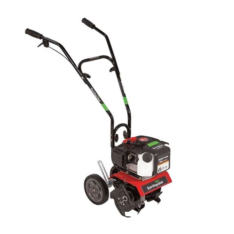 Rototiller Home Depot by Honda 9 In 25 Cc 4 Cycle Middle Tine Forward Rotating Gas