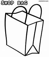 Coloring Bag 53kb 979px sketch template