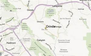 Orinda Weather Station Record - Historical weather for ...