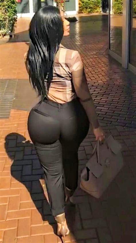 Big Thick Black Ebony Ass