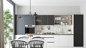 51, Small, Kitchen, Design, Ideas, That, Make, The, Most, Of, A, Tiny